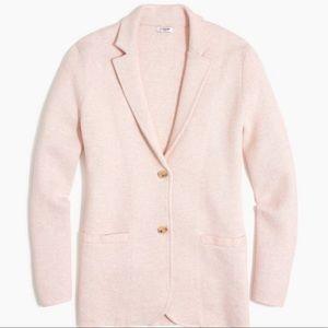 JCrew Sweater Blazer